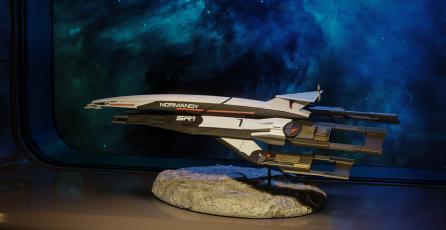BioWare reveló todos estos coleccionables de <em>Mass Effect</em> para festejar el Día N7