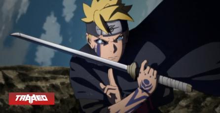 Boruto es el anime más exitoso de Japón este año