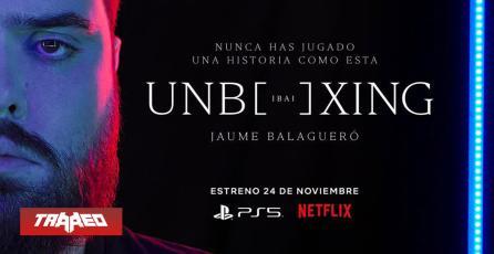 Ibai tendrá su cortometraje de ficción/terror/stream en Netflix con director de REC