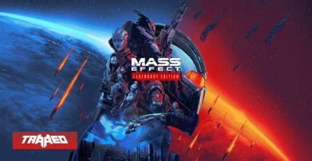 BioWare está trabajando en nuevo Mass Effect y traerán remasterización de la trilogía original