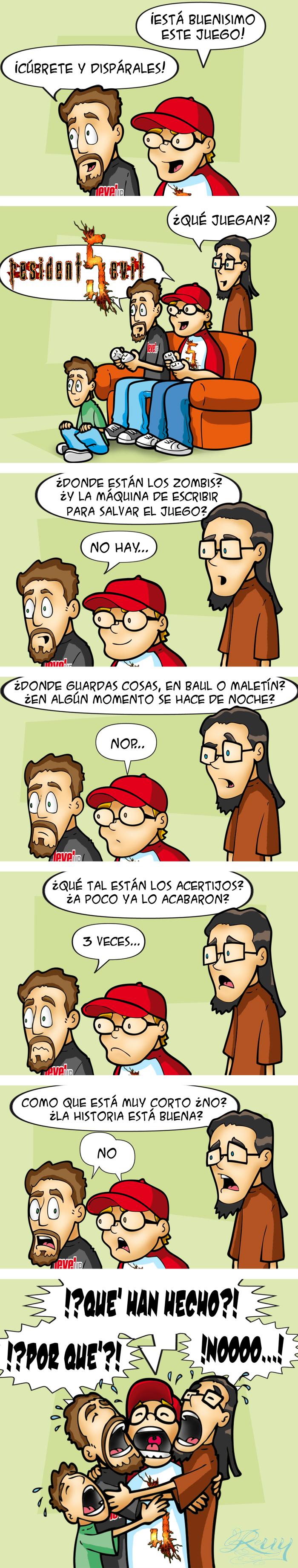 Nostalgia Gamer El drama