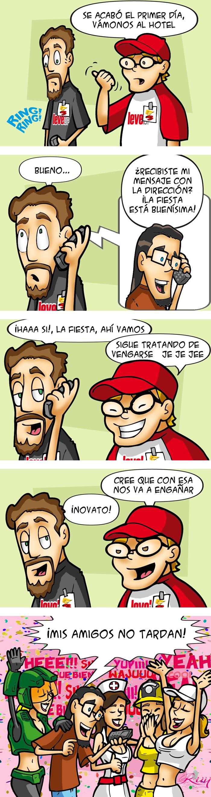 E3 La Venganza