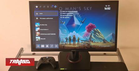 Review | Monitor ASUS VG248QG una pantalla para la nueva generación de consolas y videojuegos