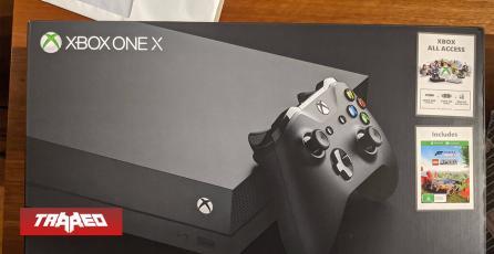 Australiana compra una Xbox Series X pero le llegó una One X