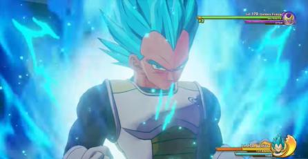 "DRAGON BALL Z: KAKAROT - Tráiler DLC ""New Power Awakens - Part 2"""