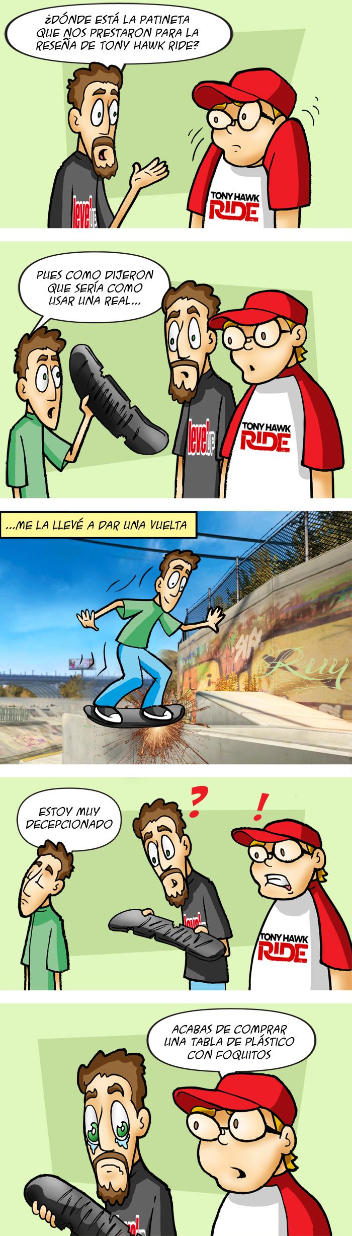 Nuevas experiencias de juego