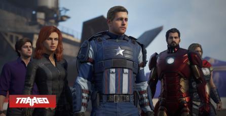 Jugadores en Steam de Marvel's Avengers bajan un 96%