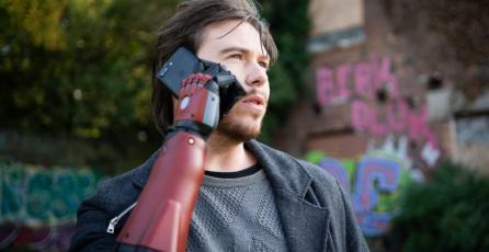 Producirán brazos biónicos inspirados en el de Venom Snake de <em>Metal Gear Solid V</em>