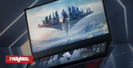 A 2 PANTALLAS: El ASUS ROG Zephyrus Duo lleva el Gaming portátil a otro nivel