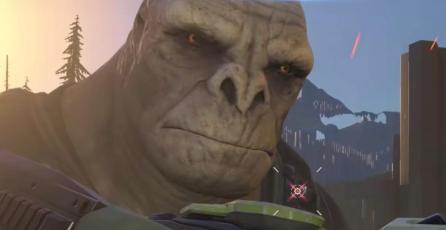 Phil Spencer y el equipo de <em>Halo</em> tienen camisetas del meme Craig el Brute