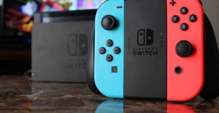 Ventas de Switch en EUA siguen a la alza y la consola se mantiene en la cima