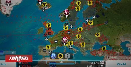 Plague Inc. tiene un cambio de switch: nuevo modo te permite detener una pandemia