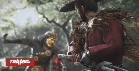 Ghost of Tsushima superó las 5 M de copias vendidas