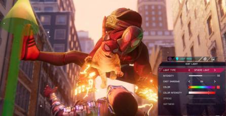 Marvel's Spider-Man: Miles Morales - Tráiler del Modo Foto