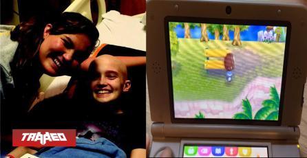 Enciende NDS de su hermana fallecida y descubre su Pueblo en Animal Crossing: ahora ella lo cuida