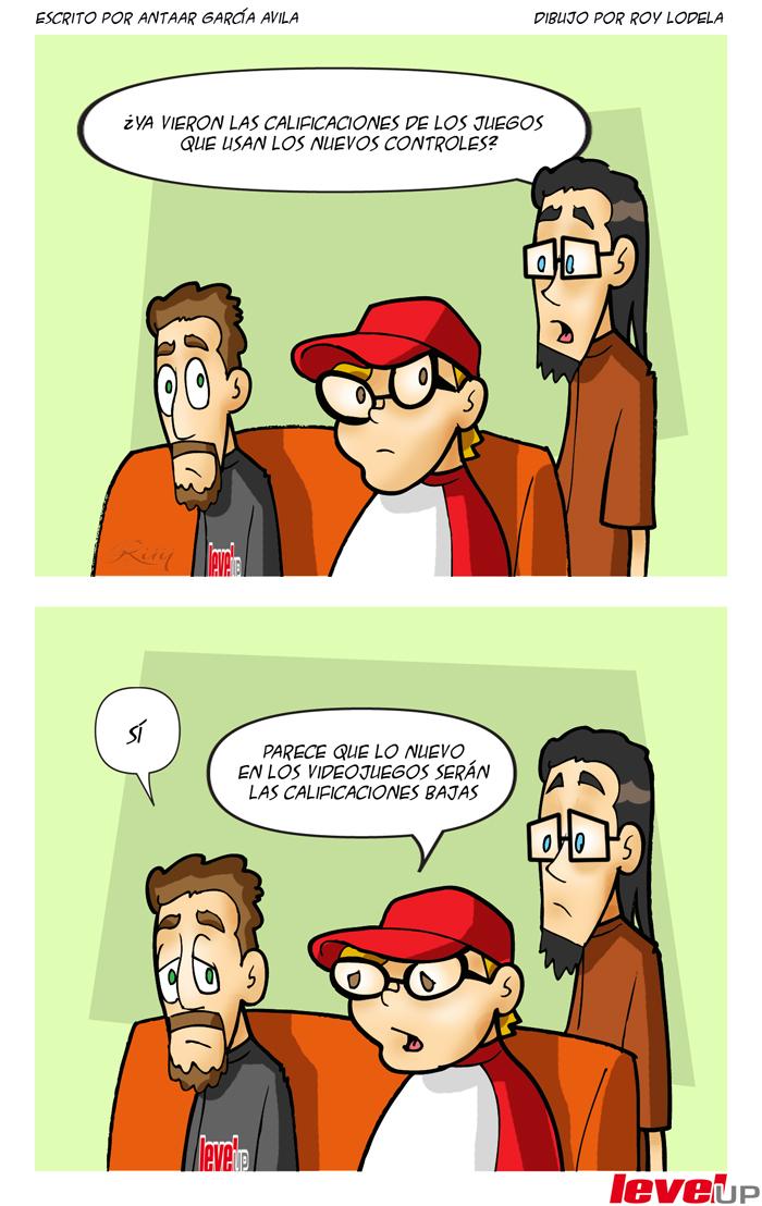 Lo nuevo en videojuegos