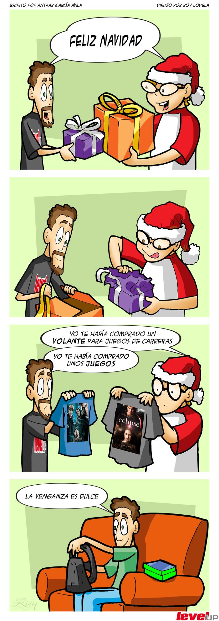 Navidad: La venganza