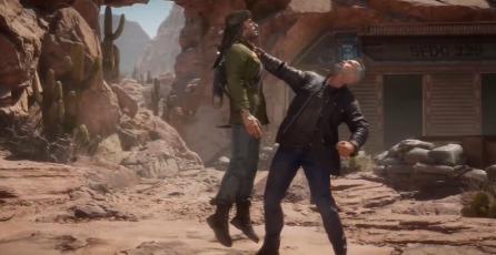 "Mortal Kombat 11 Ultimate - Tráiler ""Rambo vs. Terminator (Round 2)"""