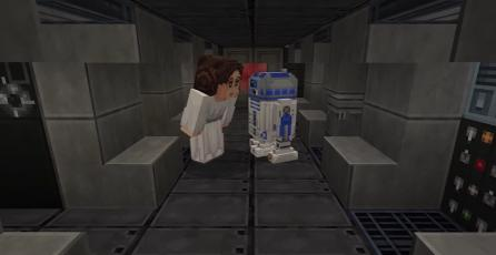 Minecraft - Paquete de Aspecto Star Wars