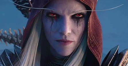<em>World of Warcraft</em>: mira la increíble cinemática de inicio de <em>Shadowlands</em>