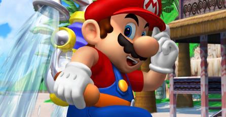 Ya puedes jugar <em>Super Mario Sunshine</em> con controles de GameCube en Switch