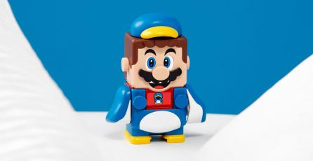 Nintendo prepara todos estos sets de LEGO <em>Super Mario</em> para 2021