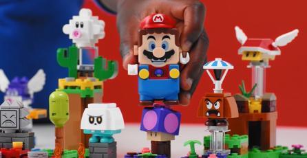 LEGO Super Mario - Tráiler de Nuevos Sets