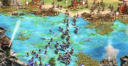 Así de divertido es el modo Battle Royale de <em>Age of Empires II</em>