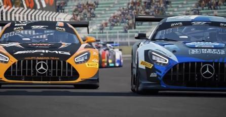 "Assetto Corsa Competizione - Tráiler Labzamiento DLC ""2020 GT WORLD CHALLENGE PACK""   PC"