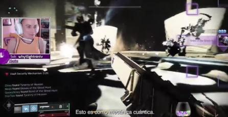 """Destiny 2: Beyond Light - Tráiler de la Incursión """"Cripta de la Piedra Profunda"""""""