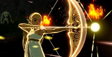 Hyrule Warriors: Age of Calamity - Tráiler de Lanzamiento