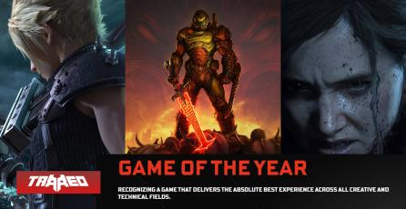The Last of Us II, DOOM Eternal y Final Fantasy VII: Remake como favoritos para GOTY 2020