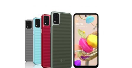 LG presenta una nueva línea de smartphones de diseño premium a precios asequibles
