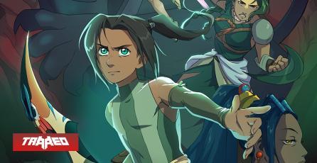 Crunchyroll apuesta por un anime con personajes latinos: Onyx Equinox