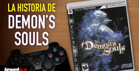 La historia detrás de <em>Demon's Souls</em>