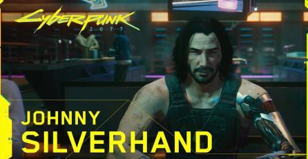 <em>Cyberpunk 2077</em> - Trailer Johnny Silverhand