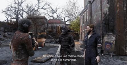 "Fallout 76 - Tráiler ""The Appalachian Brotherhood of Steel"""