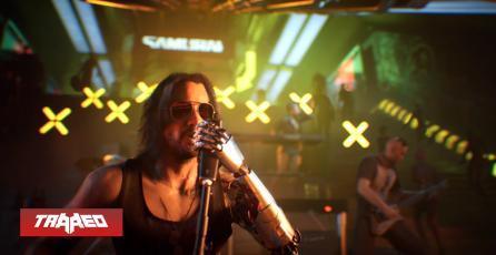 Keanu Reeves es el protagonista del nuevo tráiler de Cyberpunk 2077
