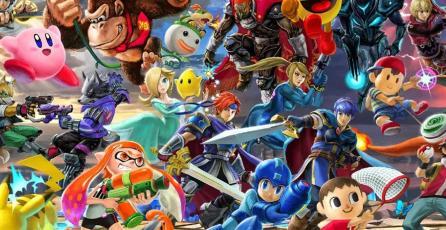Nintendo cancela torneo de <em>Super Smash Bros.</em> por uso de mods