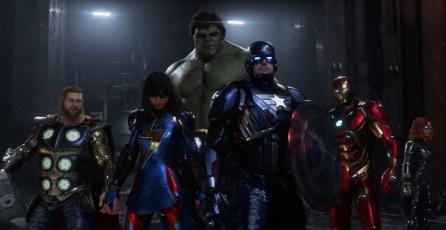 """Marvel's Avengers - Tráiler de Historia """"Reassemble"""""""