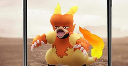 <em>Pokémon GO</em>: el evento de Magmar ya inició y llegó con una sorpresa