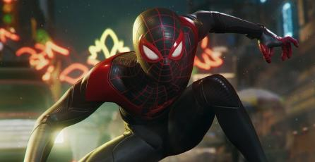 Insomniac afirma que el peso de <em>Marvel's Spider-Man</em> es mucho menor en PS5