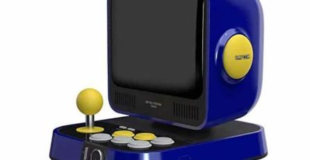 Capcom lanzará un miniarcade con juegos retro de <em>Mega Man</em> y <em>Street Fighter</em>