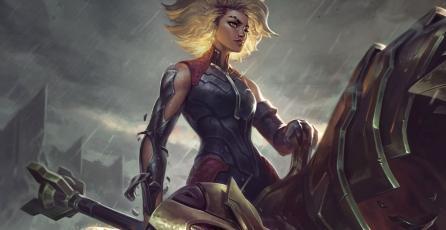<em>League of Legends</em>: así de poderosa es Rell, la nueva campeona del título