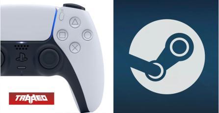 Cada vez más gamers usan DualSense de PS5 en Steam