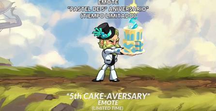 """Brawlhalla - Tráiler DLC """"Quinto Aniversario"""""""