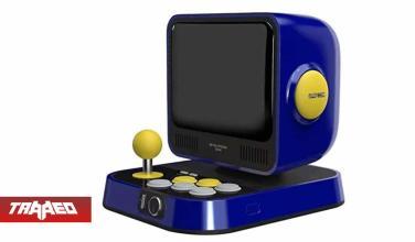 Capcom anuncia Retro Station, su nueva consola mini