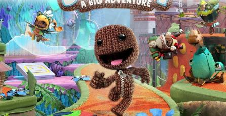 <em>Sackboy: A Big Adventure</em>