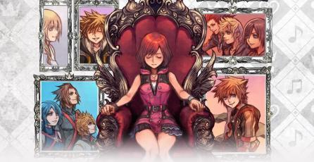 <em>Kingdom Hearts: Melody of Memory</em>