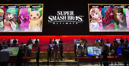 Acusan a Nintendo de boicotear escena competitiva de <em>Super Smash Bros.</em>